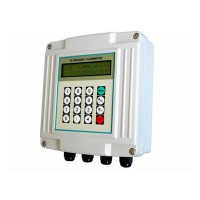 Fixed type ultrasonic flow meter
