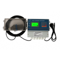 Split type ultrasonic level meter transducer