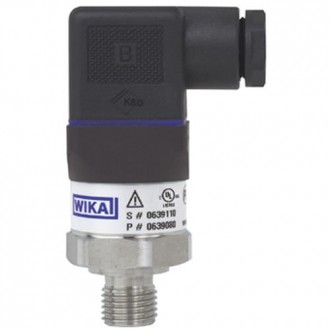 Wika economical pressure transmitter A-10