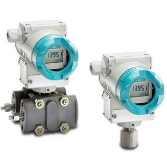 Siemens differential pressure transmitter SITRANS P410