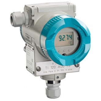Probe head-mounted temperature transmitter PROFIBUS SITRANS TF